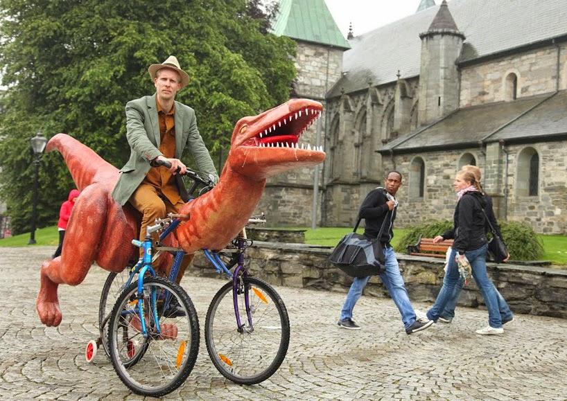 bicicletas de de dinoraurios