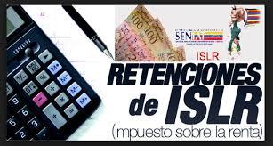 SENIAT- Véase la Nueva tabla de retenciones de ISLR en base a la UT = 500 Bs
