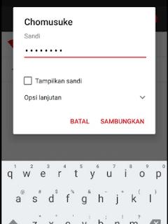 merupakan salah satu jaringan yang paling populer digunakan saat ini Tutorial Super Jitu Mengatasi Masalah Autentifikasi Wifi HP Android