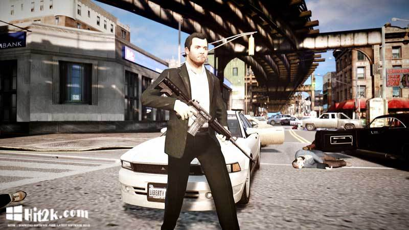 GTA 4 Download Highly Compressed ( Grand Theft Auto )