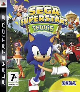 Sega Superstars Tennis PS3 Torrent