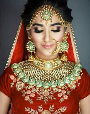 50+ Indian Wedding Makeup | Indian Bridal Makeup Images