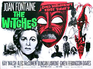 The Witches - Joan Fontaine, Hammer, Nigel Kneale
