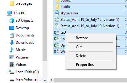 Best Way To Recover Deleted Files From Recycle Bin