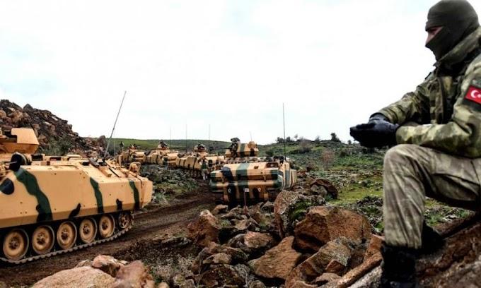 Η απόλυτη ταπείνωση για τους Τούρκους στον Έβρο: Παρακολουθούν την κατασκευή του φράχτη χωρίς να μπορούν να αντιδράσουν