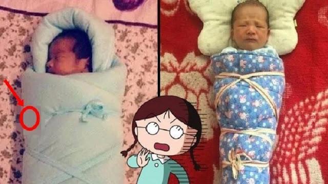 Dokter Datang Mau Cek Pusar Dedek Bayi, Waktu Selimutnya Dibuka Semua Syok Waktu Lihat Isinya!! Sungguh Mengejutkan !