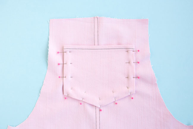Five Tips for Sewing the Cleo Pinafore - Tilly and the Buttons