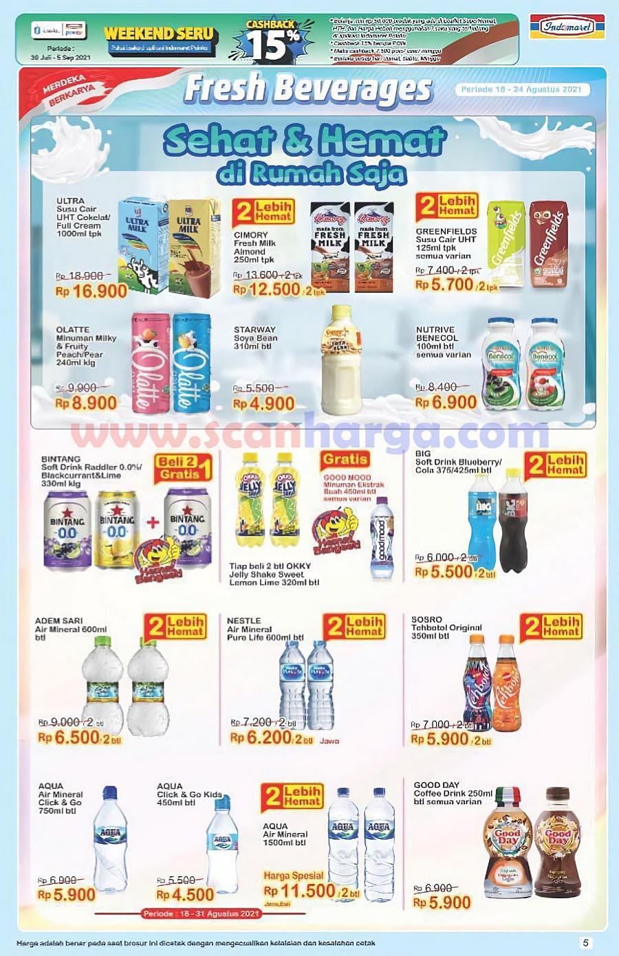 Katalog Indomaret Promo Terbaru 18 - 24 Agustus 2021 5