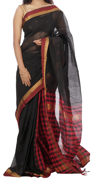 http://devihandlooms.com/shop/product/balck-color-mangalagiri-handloom-cotton-saree/