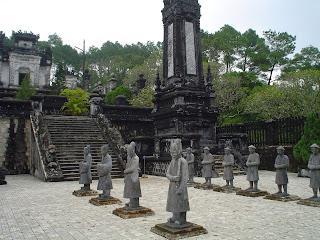 Tumbas Imperiales de Hue (Vietnam)
