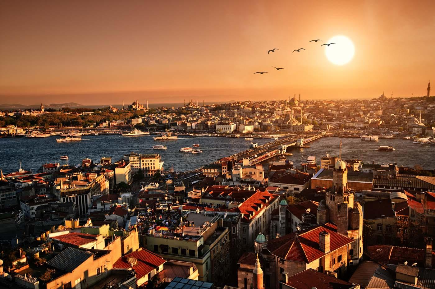 Η αναπαράσταση της Κωνσταντινούπολης - Πώς ήταν η Πόλη