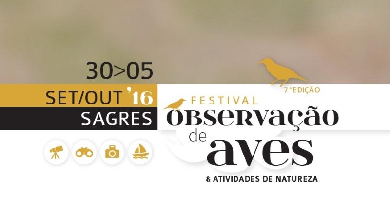 7º Festival de Observação de Aves