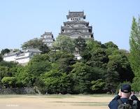 medieval castle, Japan