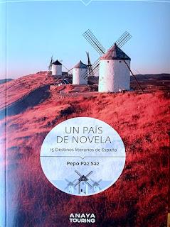 Un país de novela 15 destinos literarios de España