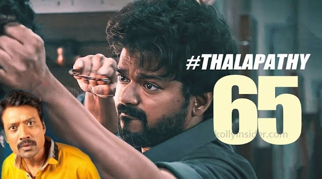 SJ Surya could direct Vijay for 'Thalapathy 65'