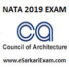 NATA 2019 Phase II Admit Card