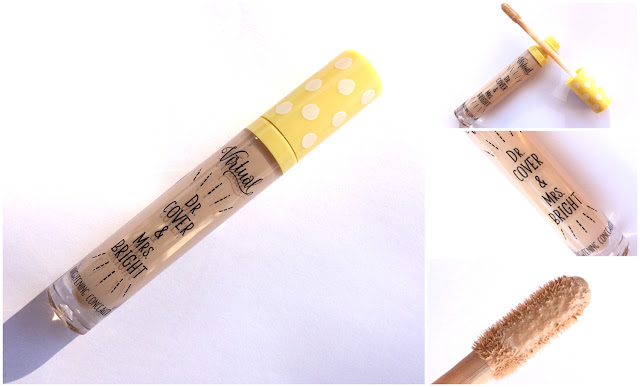 VIRTUAL COSMETICS Dr Cover & Mrs Bright Brightening Concealer