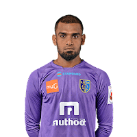 Kerela Blasters FC Goal-Keepers