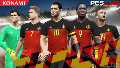 PES 2019 National Teams Patch 2019