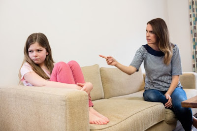 Error! Carry out Physical Punishment when Punishing Your Children
