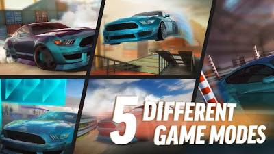 لعبة السباق Drift Max Pro مهكرة