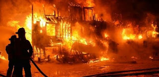 Pabrik Kebakaran