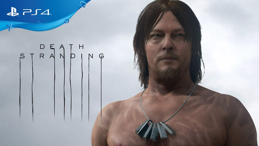 death stranding ps4 trailer tv commercial norman reedus 2019 kojima productions sony interactive entertainment