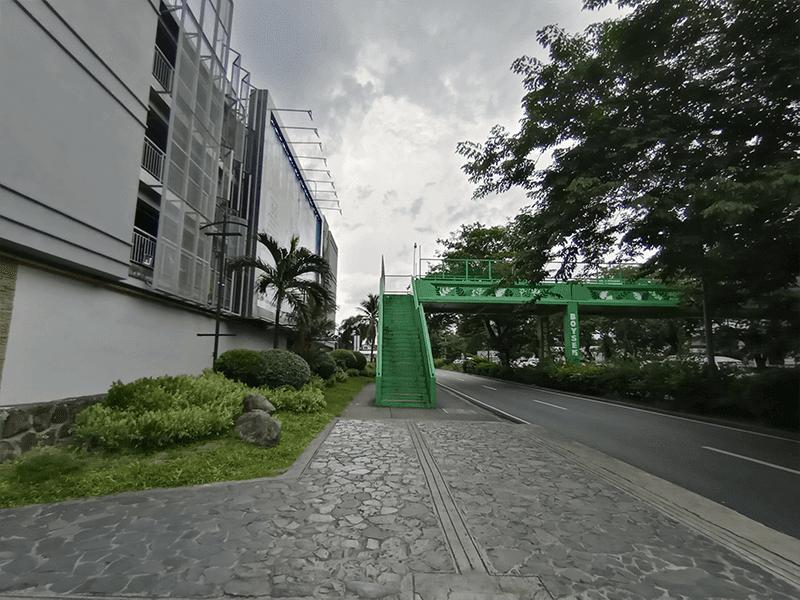 Huawei Y6p daylight ultra-wide
