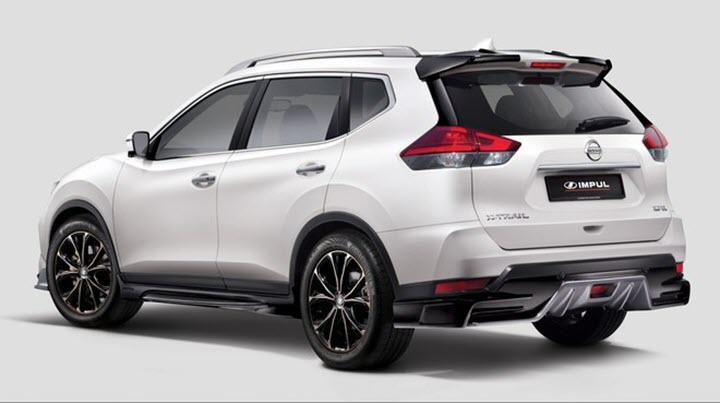 Nissan X-Trail có thêm phiên bản cải tiến Impul
