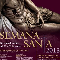 Semana Santa 2013 en Torrejón de Ardoz