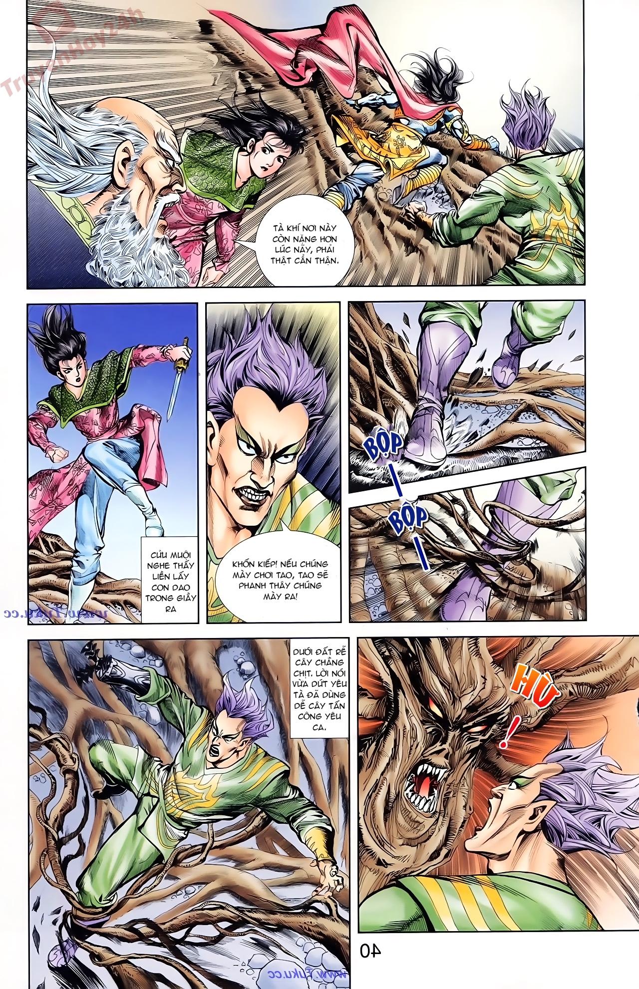 Cơ Phát Khai Chu Bản chapter 76 trang 24