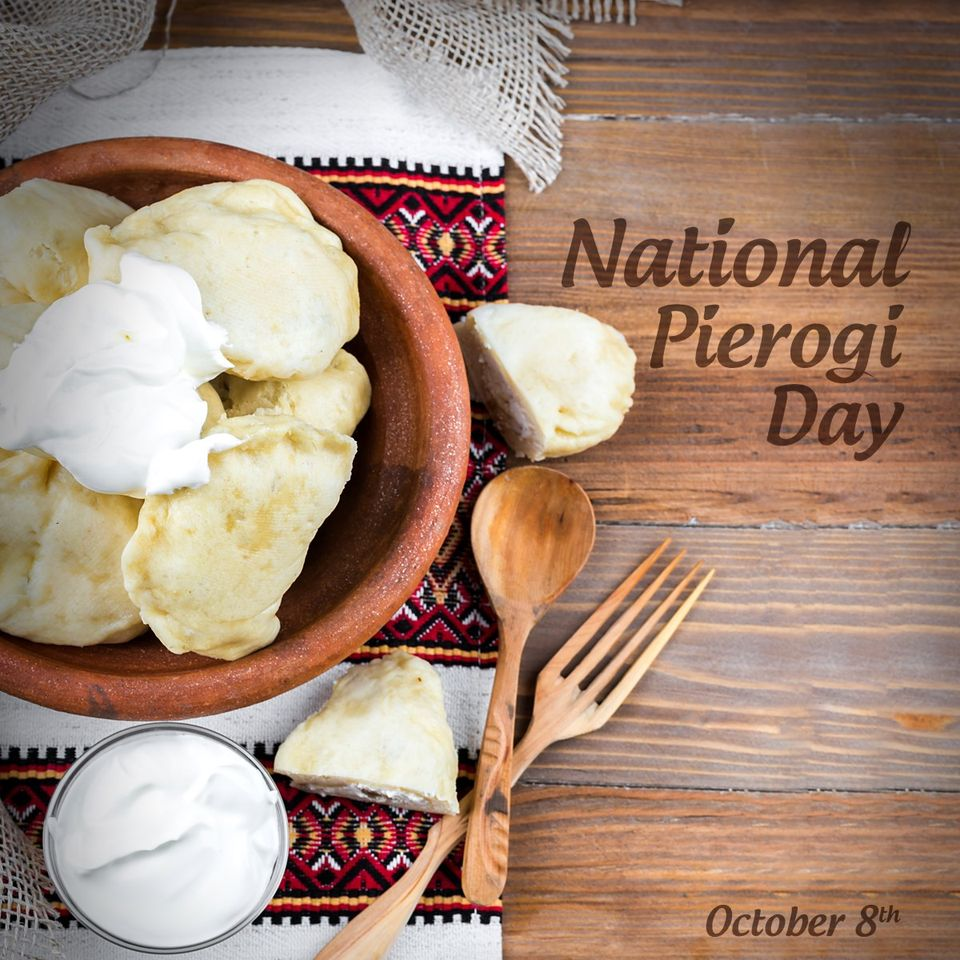 National Pierogi Day Wishes Pics