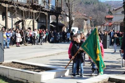 Община Тетевен отбеляза 147 години от безсмъртието на Васил Левски