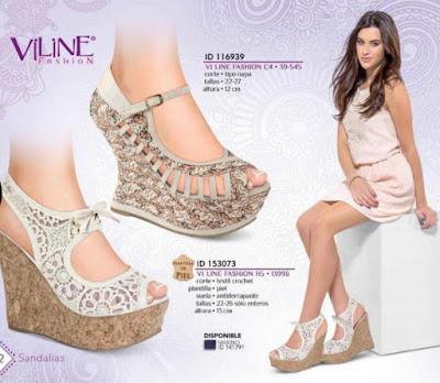 catalogo de moda zapatos mexico