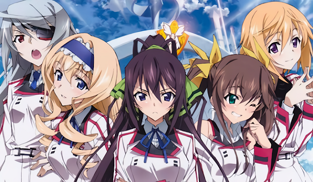 Manga Infinite Stratos finalizará en su octavo volumen