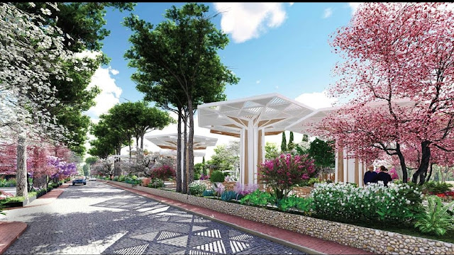 Dự án Sunshine Heritage Resort Phúc Thọ Hà Nội phân khu Mediterranean Wonder Resort