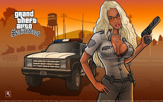 GTA San Andreas Mod 1.08 Apk Update Terbaru (Grand Theft Auto)
