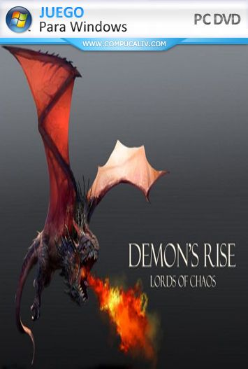 Demons Rise Lords of Chaos PC Full