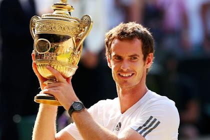 Andy Murray Berhasil Mengangkat Tropi Kemenangan Pada Turnamen Grand Slam