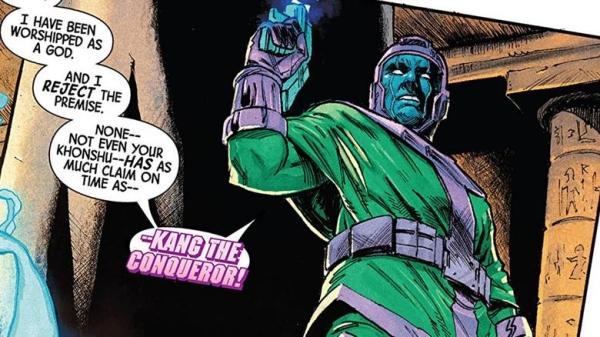Kang, Penjelajah Waktu Keturunan Doctor Doom