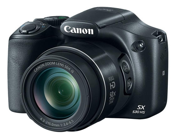Canon PowerShot SX530 HS: Links to professional / consumer reviews