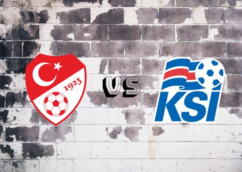 Turquía vs Islandia  Resumen y Partido Completo