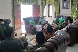Jelang Bulan Ramadhan, Kapolres Tanggamus Silaturahmi ke Tokoh Nahdlatul Ulama' dan Muhammadiyah