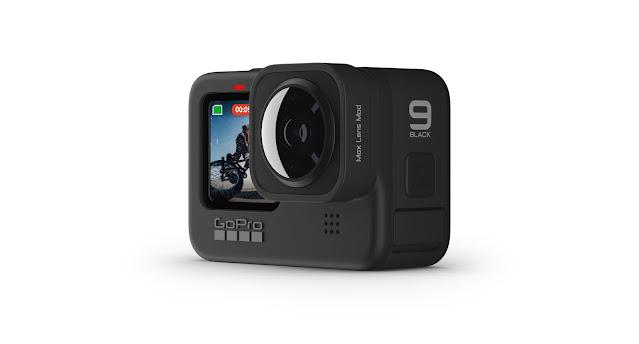 【攝影器材】釋放 GoPro HERO9 Black 運動攝影機完整潛能 - Max Lens Mod 鏡頭組 - 透過 Max Lens Mod 鏡頭加持,HERO9 Black 有更廣的視角