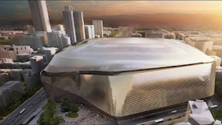 Real Madrid has Revealed new Santiago Bernabeu will be Madrid's main weapon against Covid-19