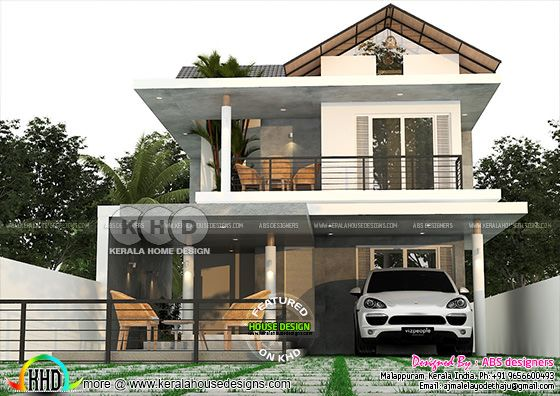 Fully Ventilated Dream Home Concept
