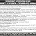 Professor, Associate Professor and Assistant Professor (Law) at UNIVERSITY OF SCIENCE & TECHNOLOGY, MEGHALAYA  - last date 15/06/2019