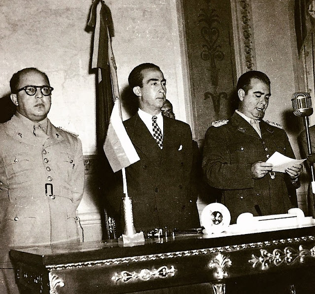 Junta de Gobierno 1950-1952