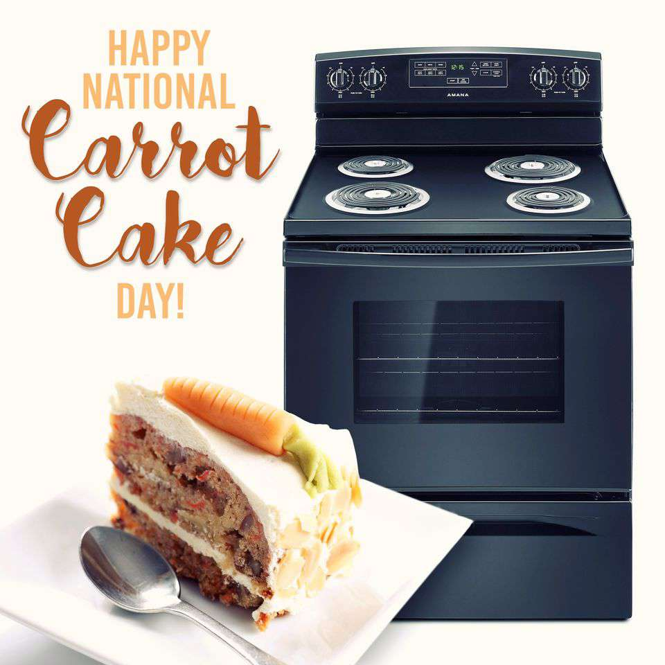 National Carrot Cake Day Wishes Awesome Images, Pictures, Photos, Wallpapers