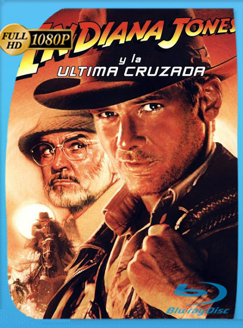 Indiana Jones 3: La Última Cruzada (1989) HD [1080p] latino [Google Drive] Panchirulo